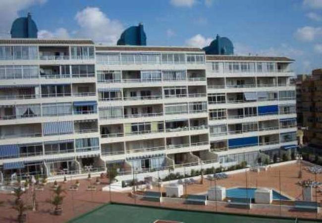 Apartamento en Calpe - Apartamento de 2 dormitorios a1 kmde la playa