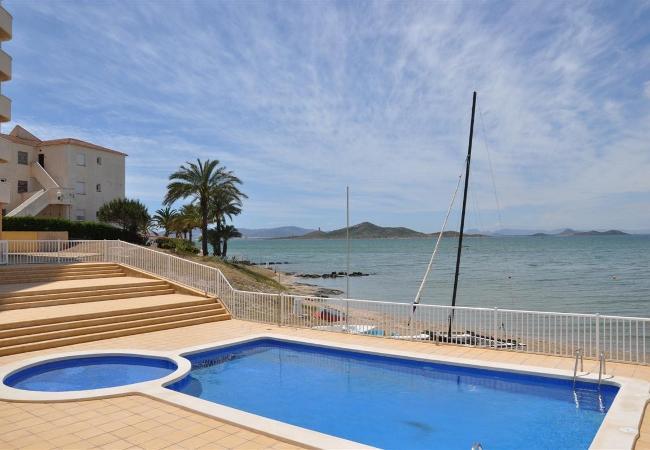 Apartamento en La Manga del Mar Menor - APARTAMENTOS VISTAMAR