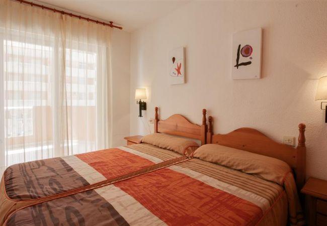 Apartamento en La Manga del Mar Menor - Apartamento con piscina en La Manga del Mar Menor