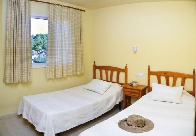 Apartamento en Estartit - Apartamento con piscina en Estartit