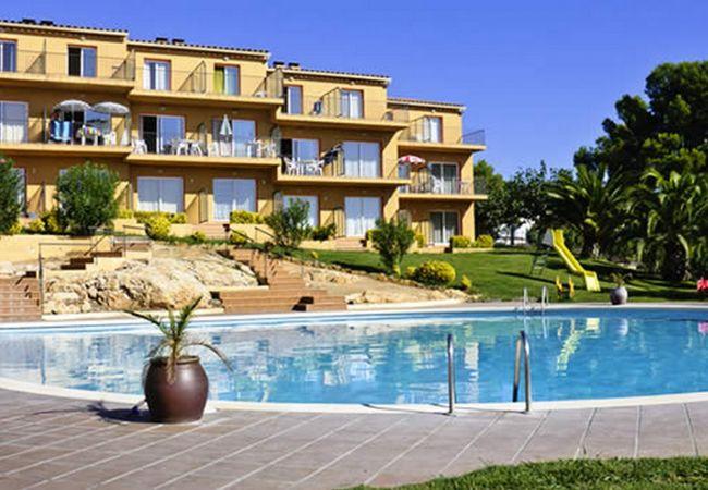 Apartamento en Estartit - Club Torrevella - Apartamento 2/4