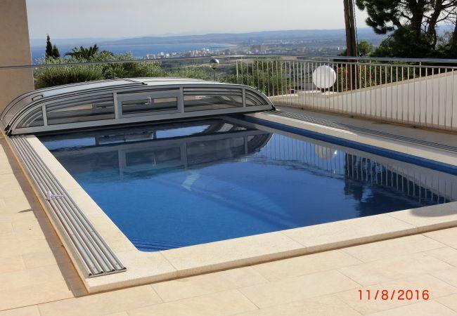 Villa en Rosas / Roses - Villa con piscina en Rosas / Roses