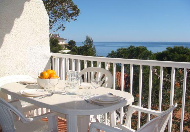 Apartamento en Llança - Apartamento para 4 personas a100 mde la playa