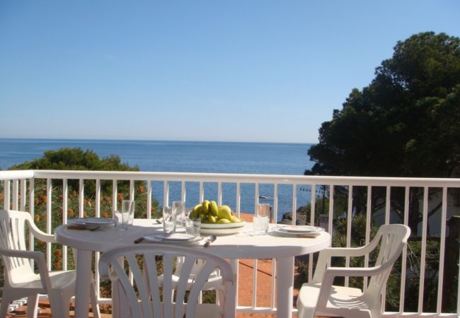 Apartamento en Llança - Apartamento con aparcamiento a300 mde la playa