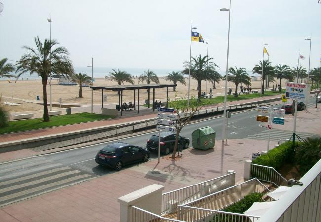 Apartamento en Grao de Gandia - Apartamento de 1 dormitorios a20 mde la playa