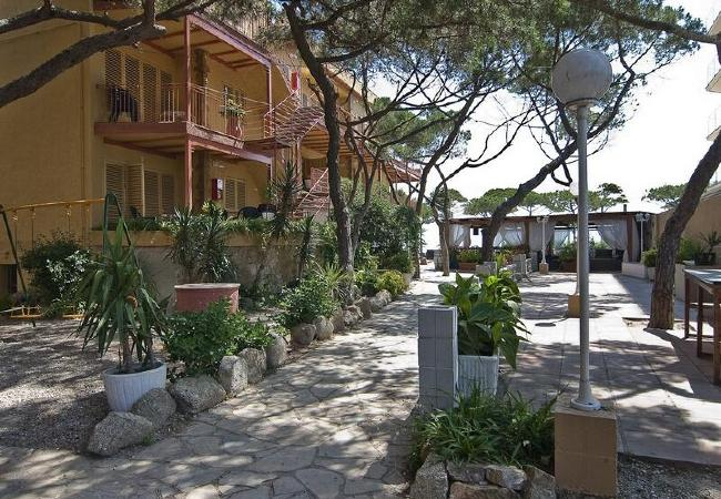 Apartamento en Platja d´Aro - Apartamento de 2 dormitorios a30 mde la playa