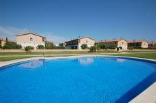 Casa en Torroella de Montgri - Daró 3D 37 -  Aire, WiFi, piscina,...