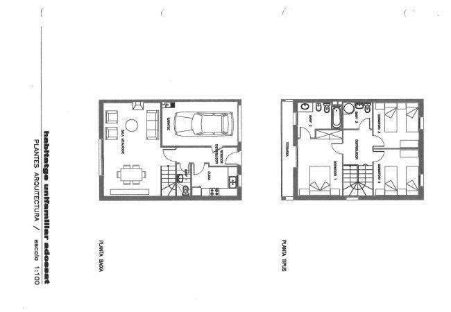 Casa en Torroella de Montgri - Daró 3D 39 - WI-FI, piscina, cocina abierta