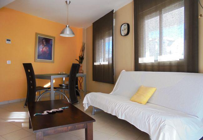 Apartamento en Peñiscola - Apartamento con piscina en Peñiscola