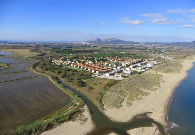 Apartamento en Torroella de Montgri - Mare Nostrum 412 - Cerca de la playa, Wi-Fi, lavadora