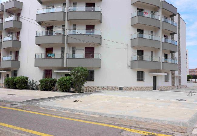Apartamento en Rosas / Roses - Apartamento de 1 dormitorios a20 mde la playa