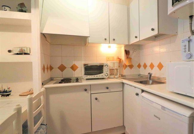 Apartamento en Rosas / Roses - Apartamento para 4 personas a1 kmde la playa