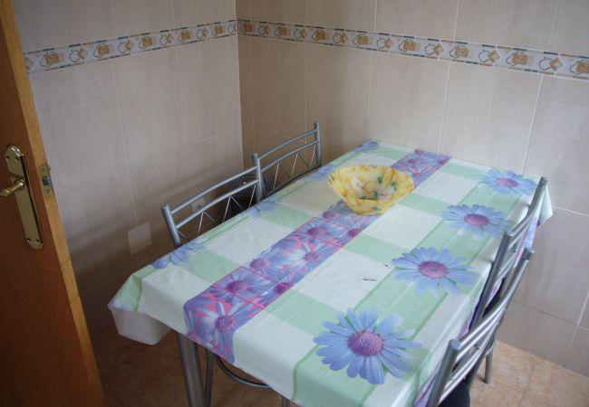 Apartamento en Benidorm - Apartamento para 6 personas a300 mde la playa