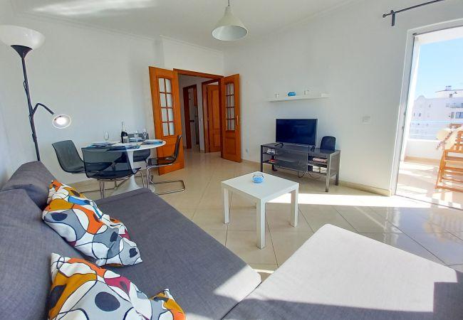 Apartamento en Quarteira - Apartamento con aparcamiento a300 mde la playa