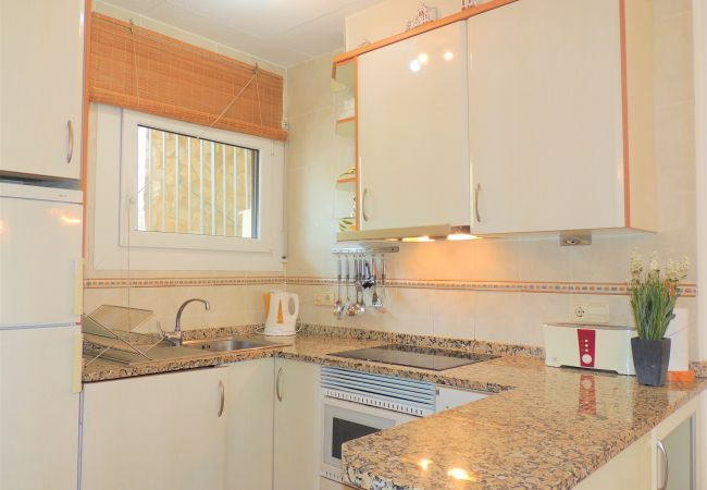 Apartamento en Empuriabrava - Apartamento de 2 dormitorios en Empuriabrava