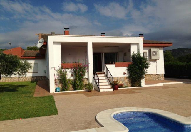 Villa en Ametlla de Mar - Ametlla de Mar-4-dormitorios