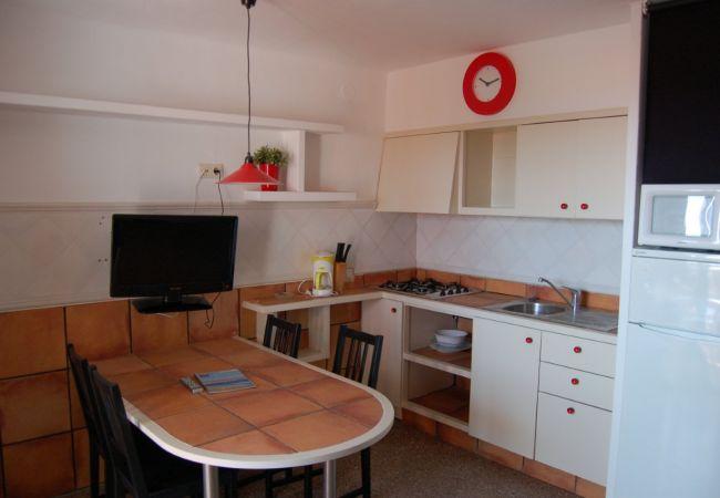 Apartamento en Torroella de Montgri - TER lado D planta 2 cerca del mar, WiFi, BBQ