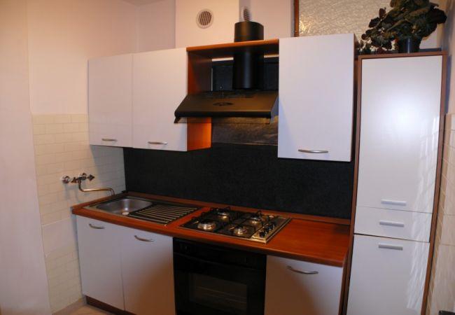 Apartamento en Bibione - Apartamento de 1 dormitorios a100 mde la playa