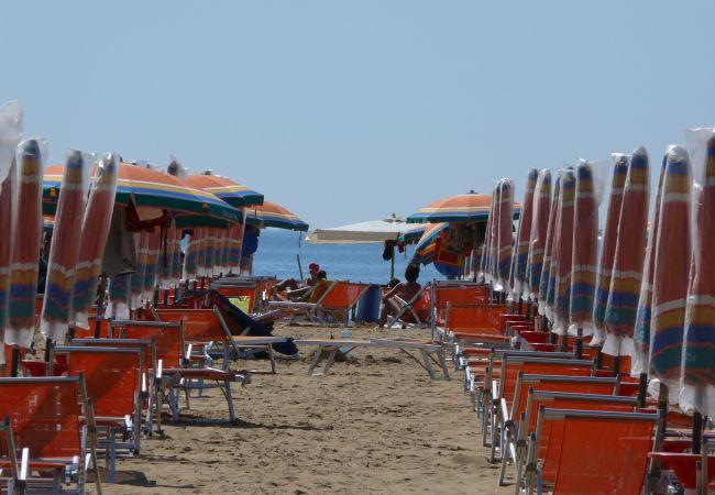 Apartamento en Bibione - Apartamento con aireacondicionado a350 mde la playa