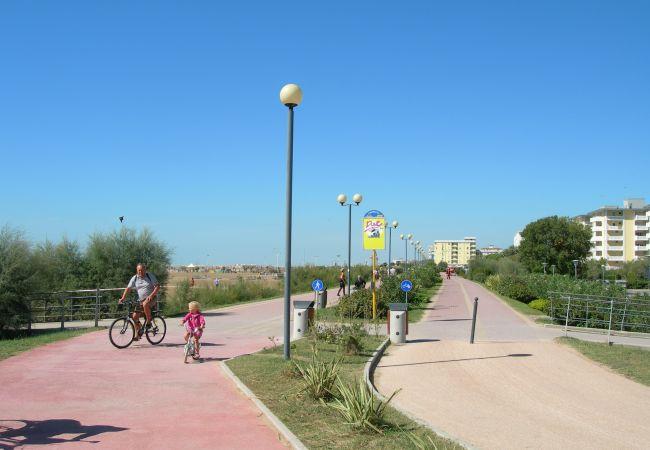 Villa en Bibione - Villa de 2 dormitorios a600 mde la playa