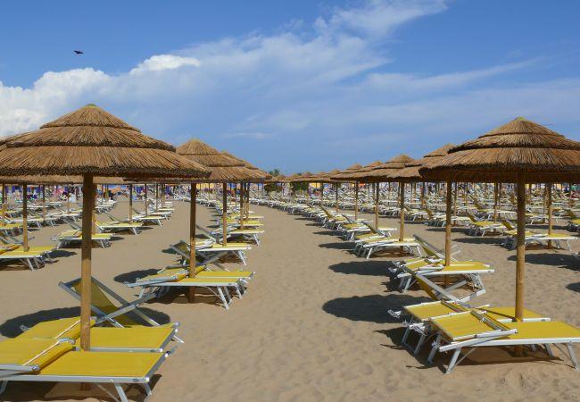 Apartamento en Bibione - Apartamento de 3 dormitorios a400 mde la playa