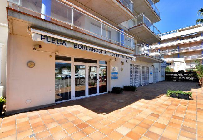 Apartamento en Rosas / Roses - Apartamento para 6 personas a1 kmde la playa