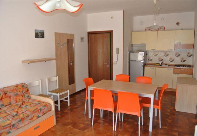 Apartamento en Bibione - Apartamento con aireacondicionado a100 mde la playa