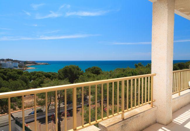 Apartamento en Salou - Apartamento de 1 dormitorios a350 mde la playa