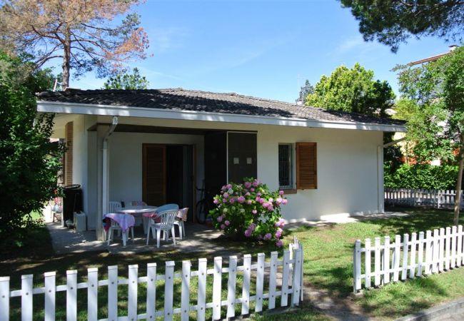 Villa en Bibione - Villa para 6 personas a600 mde la playa