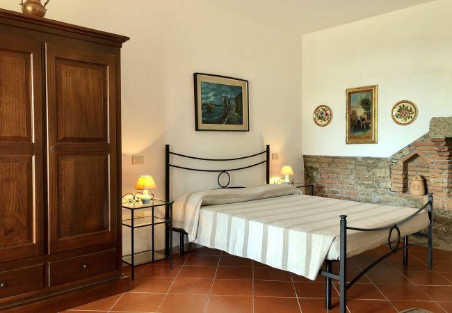 Apartamento en Riparbella - Apartamento para 6 personas en Riparbella