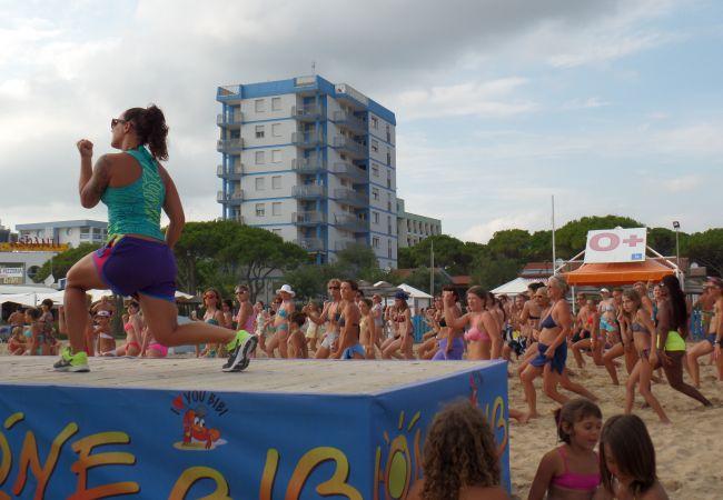 Villa en Bibione - Villa para 7 personas a400 mde la playa