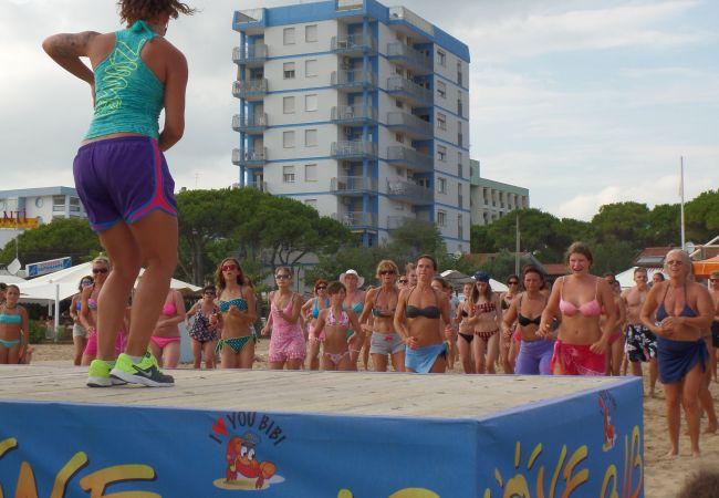 Villa en Bibione - Villa con aireacondicionado a400 mde la playa