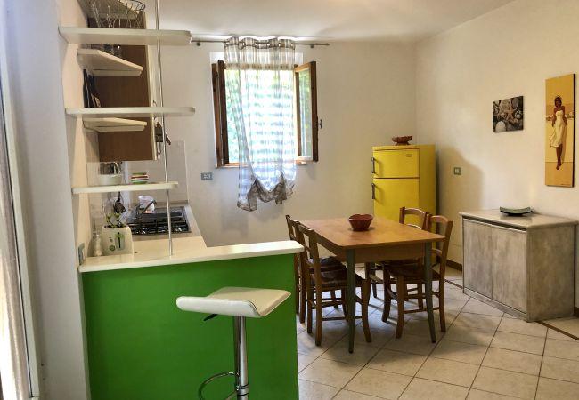 Apartamento en Castiglioncello - Apartamento con aire acondicionado a600 mde la playa