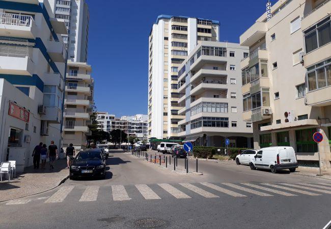 Apartamento en Quarteira - Apartamento de 1 dormitorios a20 mde la playa