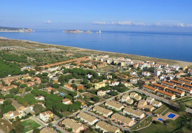 Apartamento en Torroella de Montgri - Mare Nostrum 224 - Cerca de la playa, A/C