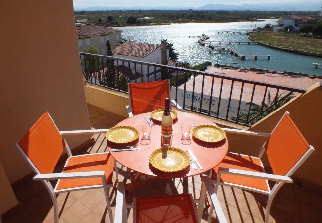 Apartamento en Rosas / Roses - Vacances Location 2 Romina