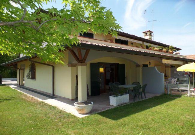 Villa en Bibione - Villa para 10 personas a950 mde la playa