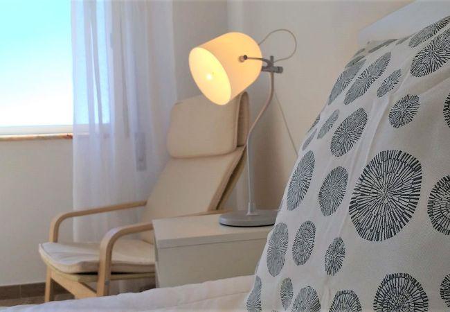 Apartamento en Quarteira - Apartamento con aire acondicionado a50 mde la playa