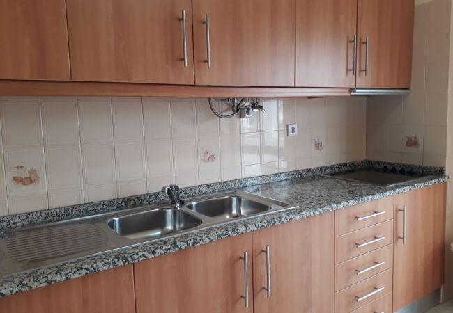 Apartamento en Quarteira - Apartamento de 2 dormitorios a800 mde la playa