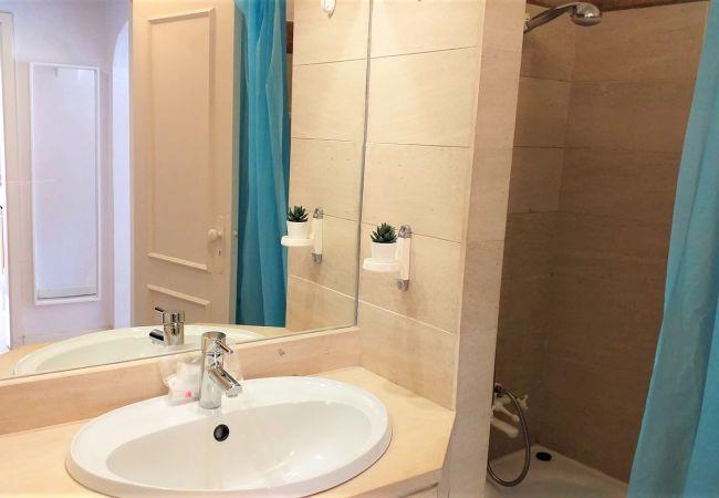 Apartamento en Quarteira - Apartamento para 4 personas a250 mde la playa