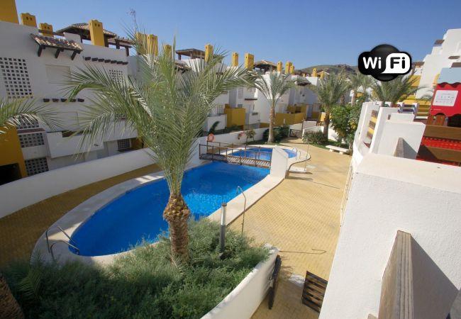 Apartamento en Vera playa - D.Lomas del Mar V, bajo