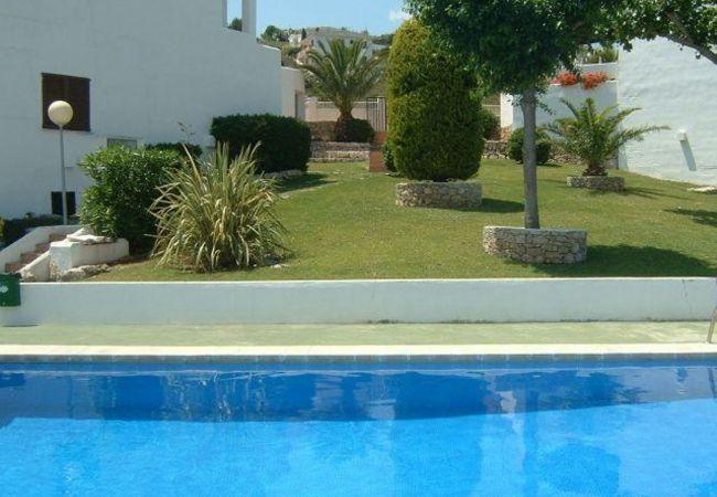 Apartamento en Peñiscola - Apartamento de 3 dormitorios en Peñiscola