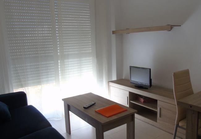 Apartamento en Vera playa - Apartamento de 1 dormitorios a180 mde la playa