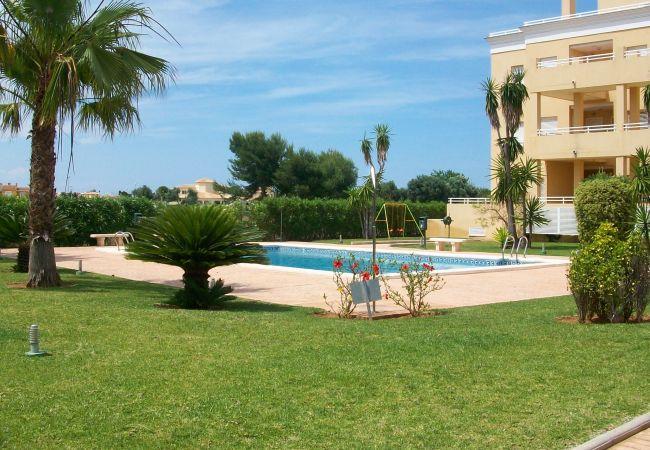 Apartamento en Oliva - Apartamento de 2 dormitorios a1 kmde la playa