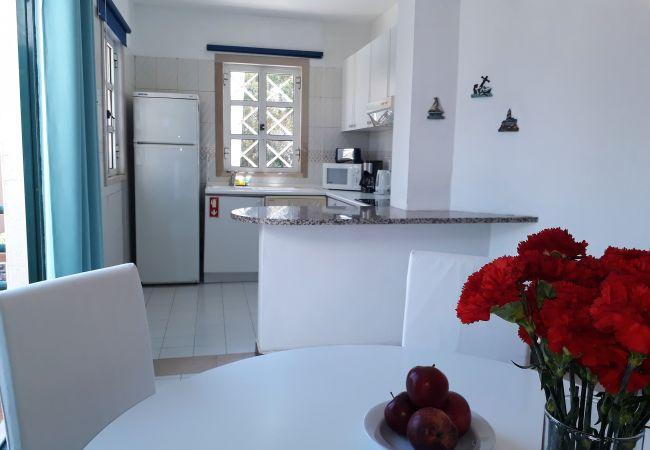Apartamento en Vilamoura - Apartamento con piscina a800 mde la playa