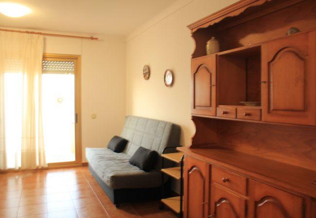 Apartamento en L'Escala - Apartamento con aparcamiento a5 mde la playa