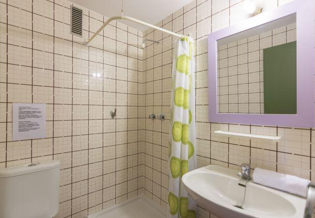 Apartamento en Santa Susana - Apartamento de 3 dormitorios a20 mde la playa