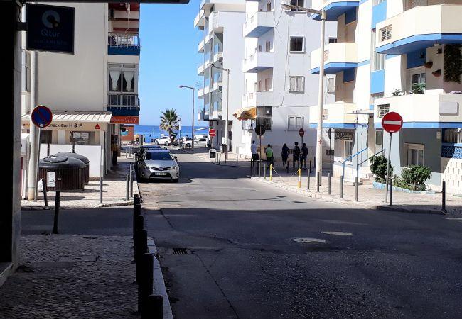 Apartamento en Quarteira - T1 Dunas 7D 150M PRAIA A/C 4 PESSOAS