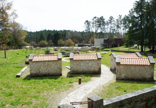 Casa rural en Arcos de Valdevez - Casa rural con piscina en Arcos de Valdevez