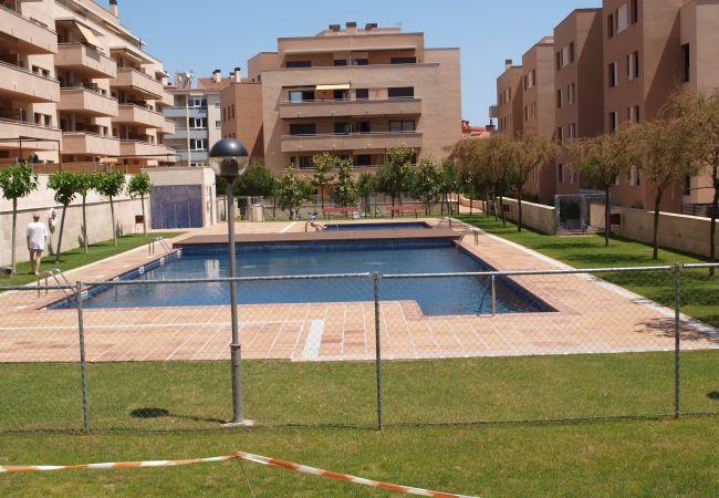 Apartamento en Lloret de Mar - Apartamento para 6 personas a600 mde la playa
